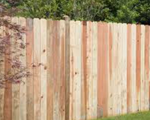 vinyl fence vs wood fence - blacklinehhp - privacy fence
